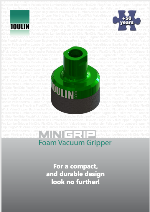 Joulin Mini Foam Gripper